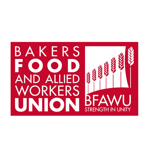 Bakers Food and Allied Workers Union Logo - TUCG