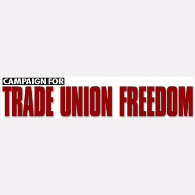 Trade Union Freedom Logo - TUCG